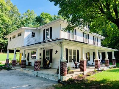 Roanoke VA Single Family Home For Sale: $219,950