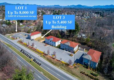 Roanoke Residential Lots & Land For Sale: 2620 Electric Rd