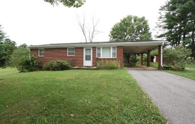 Bedford County Single Family Home For Sale: 1095 Buffalo Run