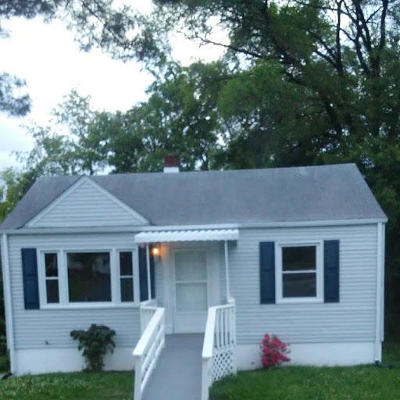 Roanoke City County Single Family Home For Sale: 536 Crowmorr St NW