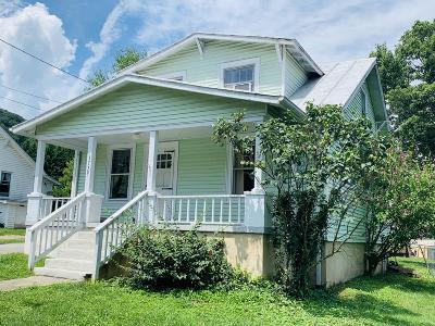 Roanoke Single Family Home For Sale: 3739 Melcher St SE