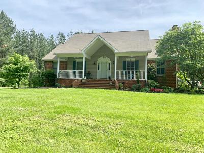 Bedford County Single Family Home For Sale: 1553 Foxfire Ln
