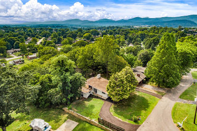 Roanoke County Single Family Home For Sale: 6818 Ardmore Dr