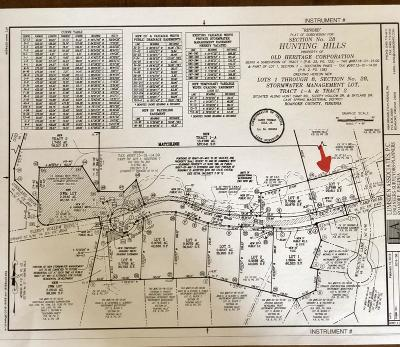 Roanoke Residential Lots & Land For Sale: 5509 Hunt Camp Rd