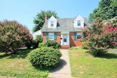 Hollins Single Family Home For Sale: 5108 Hearthstone Rd NW