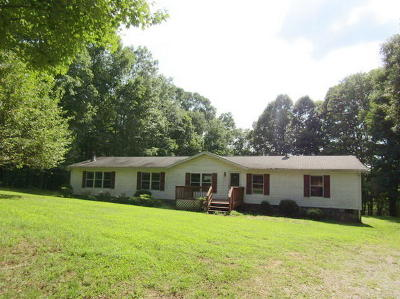 Bedford County Single Family Home For Sale: 1157 Trough Run Rd