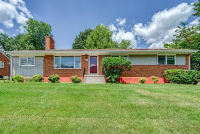 Single Family Home For Sale: 4349 Cresthill Dr