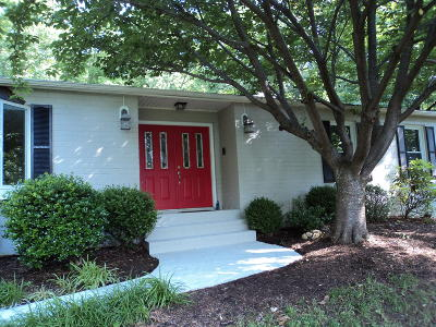 Roanoke County Single Family Home For Sale: 3190 Loch Haven Dr