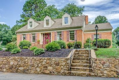 Salem Single Family Home For Sale: 2203 Valleydale Rd