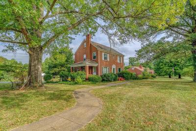 Roanoke County Single Family Home For Sale: 3923 Mud Lick Rd SW