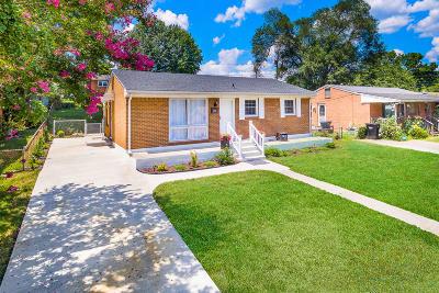 Roanoke County Single Family Home For Sale: 5316 Endicott St