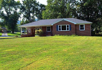 Single Family Home For Sale: 151 James River Ter