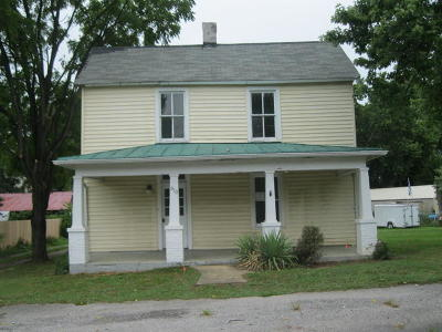Vinton Single Family Home For Sale: 610 Dale Ave