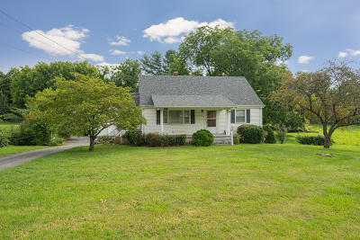 Single Family Home For Sale: 3234 Read Mountain Rd
