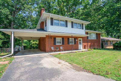 Single Family Home For Sale: 1631 Sigmon Rd NW