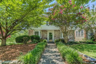 Roanoke City County Single Family Home For Sale: 1502 Terrace Rd SW