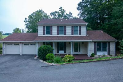 Single Family Home For Sale: 188 Buck Run Dr