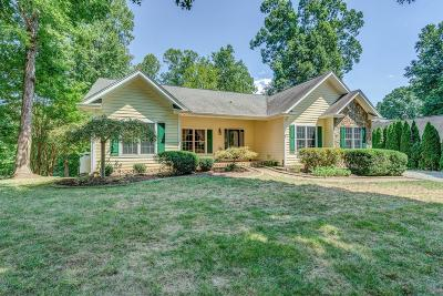 Bedford County Single Family Home For Sale: 640 Back Nine Dr