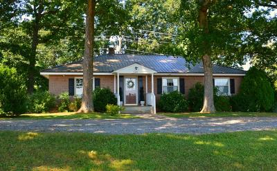 Bedford County Single Family Home For Sale: 9685 Leesville Rd