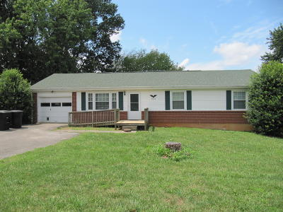 Roanoke County Single Family Home For Sale: 5930 Plantation Cir
