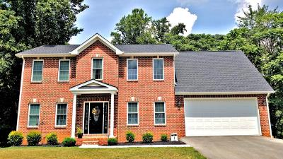 Roanoke County Single Family Home For Sale: 6178 Steeplechase Dr
