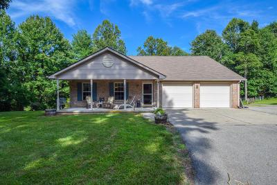 Single Family Home For Sale: 10207 Slings Gap Rd