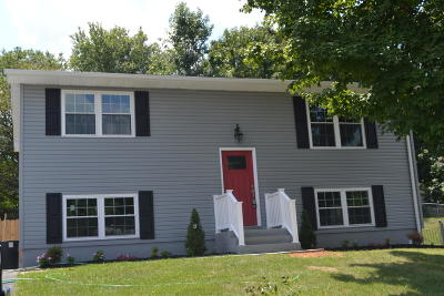Roanoke County Single Family Home For Sale: 8414 Reedland Rd