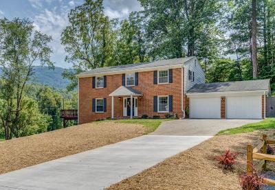 Roanoke Single Family Home For Sale: 6906 Empire Ln