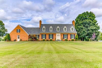 Bedford County Single Family Home For Sale: 1530 Nichols Rd