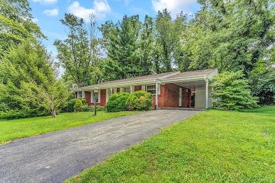 Single Family Home For Sale: 2722 Bluefield Blvd SW