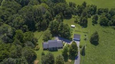 Botetourt County, Roanoke County Single Family Home For Sale: 3543 Country Club Rd