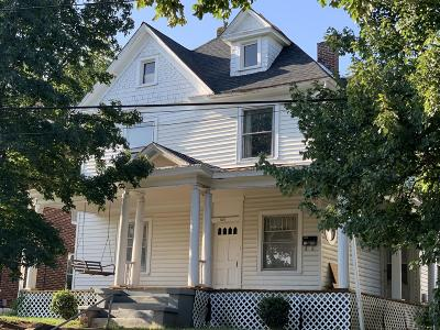 Roanoke City County Single Family Home For Sale: 1205 Campbell Ave SW