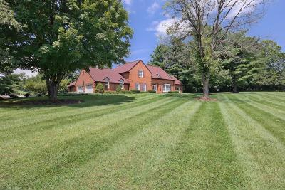 Botetourt County Single Family Home For Sale: 2902 Brughs Mill Rd