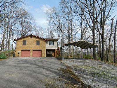 Troutville VA Single Family Home For Sale: $325,000