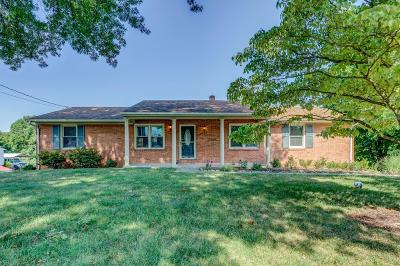 Roanoke Single Family Home For Sale: 7338 Tinkerview Rd