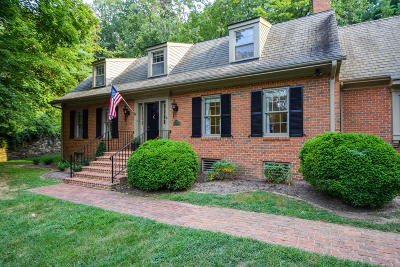 Roanoke Single Family Home For Sale: 5030 Crossbow Cir
