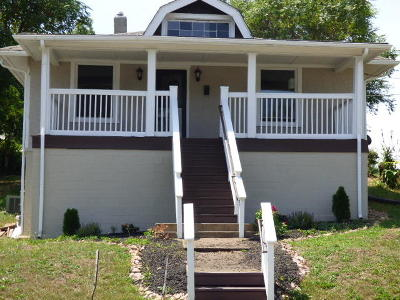 Roanoke City County Single Family Home For Sale: 1914 Hanover Ave NW