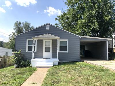 Roanoke City County Single Family Home For Sale: 3908 Vermont Ave NW