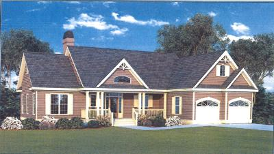 Bedford County Single Family Home For Sale: Lot 1 Coast Guard Ct