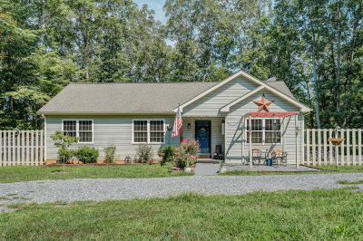 Bedford County Single Family Home For Sale: 613 Gap Bridge Rd