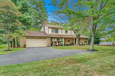 Roanoke County Single Family Home For Sale: 6357 Fairway Forest Dr