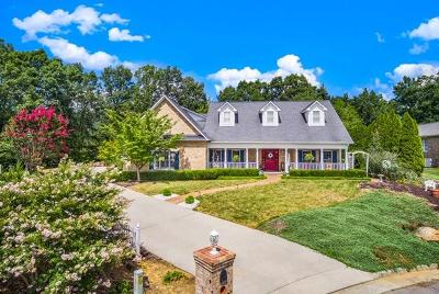 Salem Single Family Home For Sale: 1546 Links View Dr