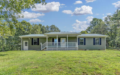 Roanoke County Single Family Home For Sale: 5418 Saunders Rd