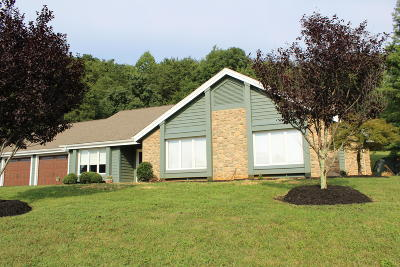 Roanoke County Single Family Home For Sale: 5390 Merriman Rd