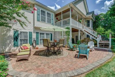 Single Family Home For Sale: 600 Richards Way