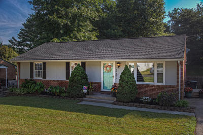 Roanoke VA Single Family Home For Sale: $179,000