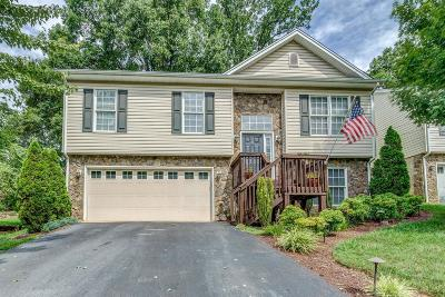 Roanoke VA Single Family Home For Sale: $165,000