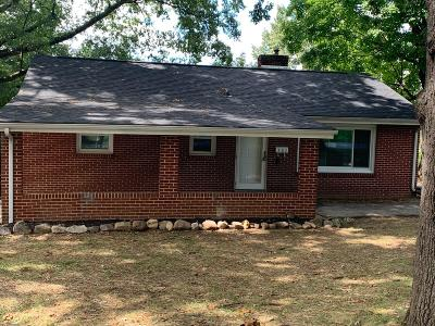 Roanoke VA Single Family Home For Sale: $144,950