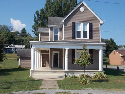 Salem Single Family Home For Sale: 706 Central Ave