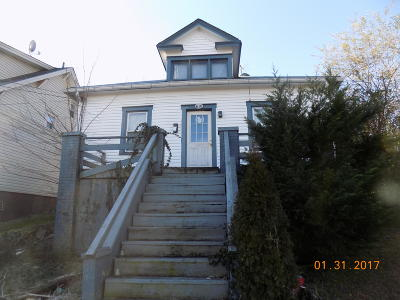 Roanoke VA Single Family Home For Sale: $45,000